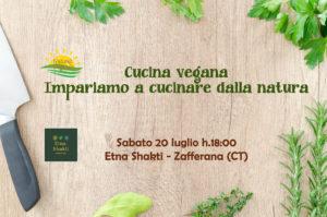 Cucina Vegana: seminario gratuito con la Chef Enza Arena