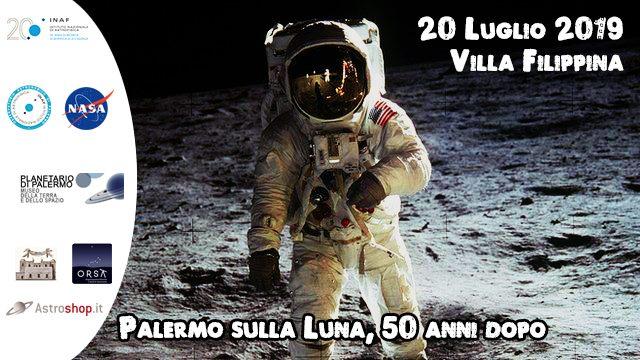 Palermo sulla Luna