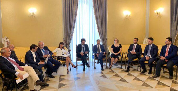 Toninelli incontra imprese CMC