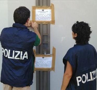 Ladro seriale d'appartamenti Palermo