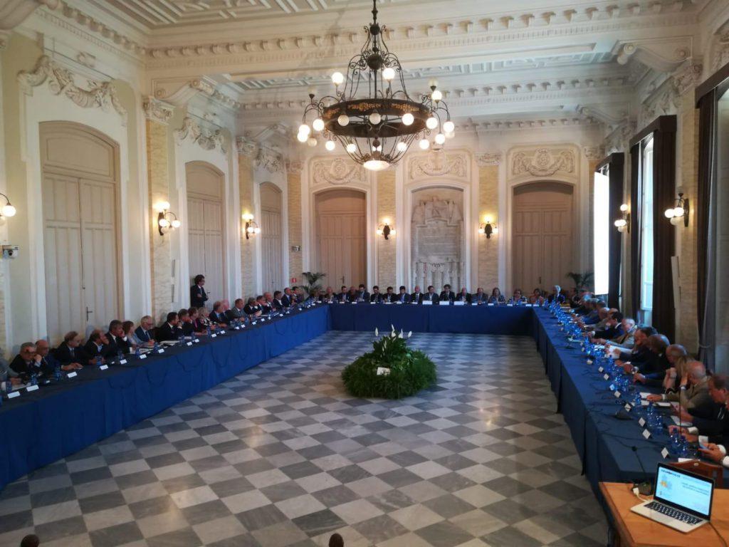 Conferenza del servizio sanitario a Messina