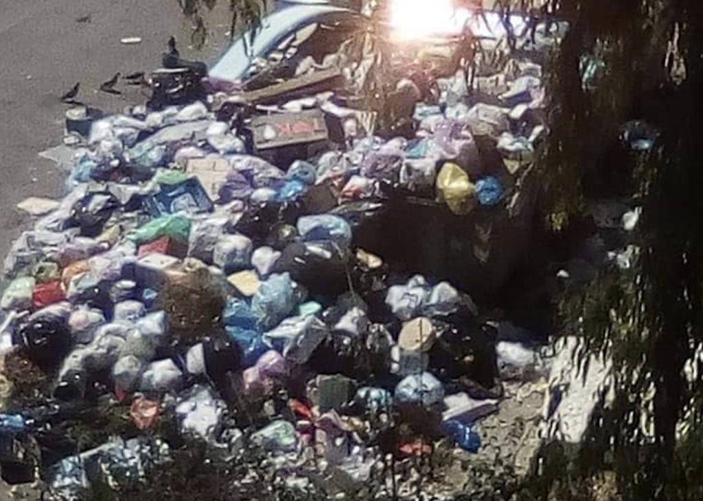 Palermo sommersa da rifiuti