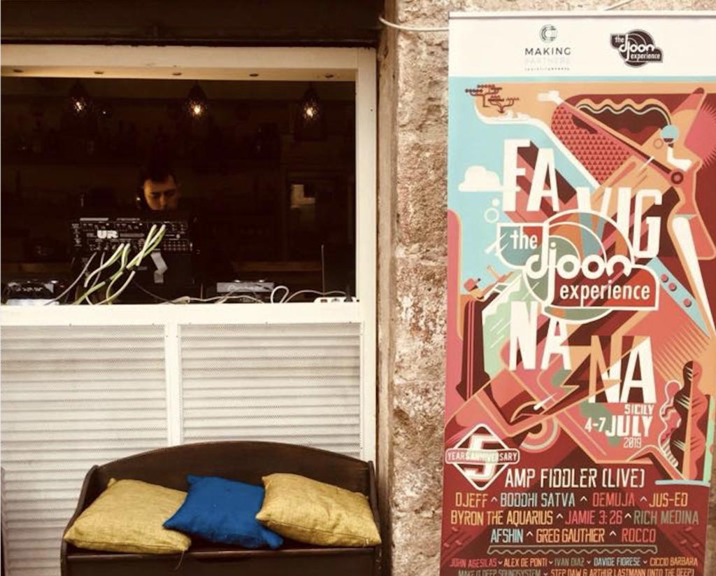 The Djoon Experience Festival Favignana