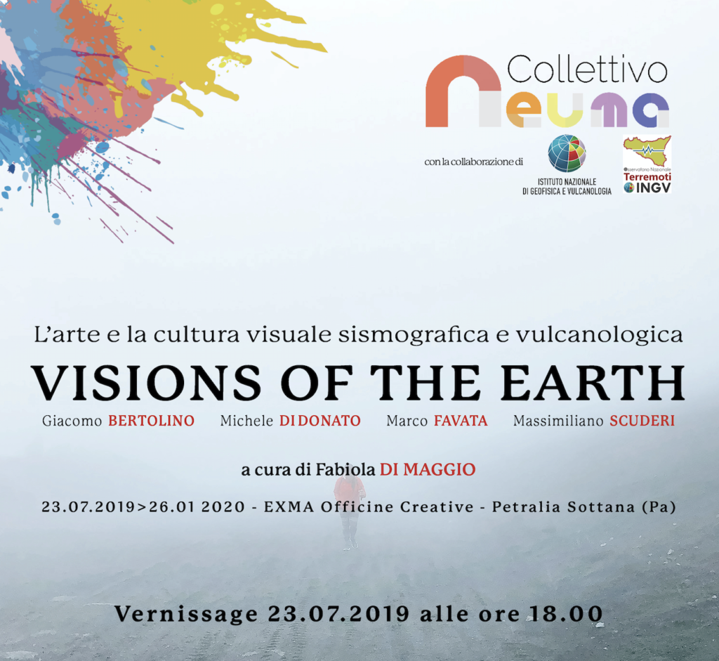 Visions al the Earth a Petralia Sottana
