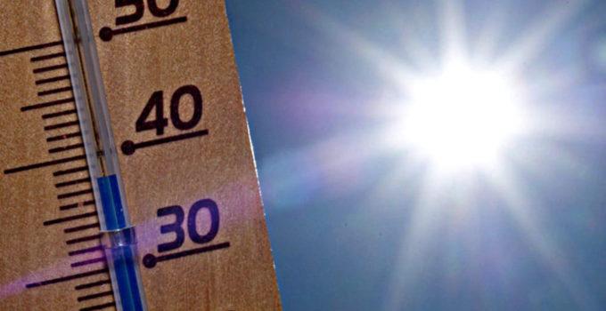 Caldo record oggi a Palermo