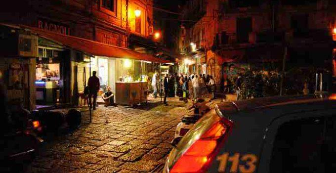 Aggressione in Piazza San Francesco