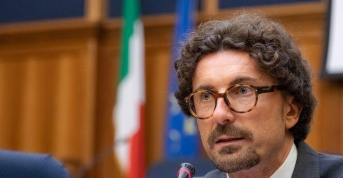Ministro Toninelli in Sicilia