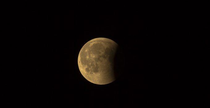 Eclissi di Luna del 16 Luglio