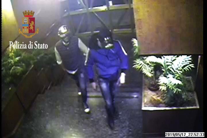 Violenta rapina a Palermo