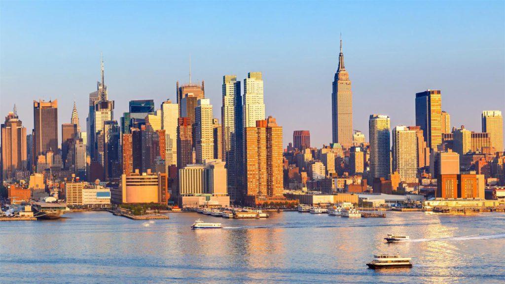Musumeci a New York