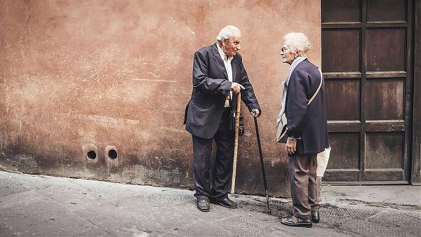 Italia: entro il 2050 ci saranno più pensionati che lavoratori
