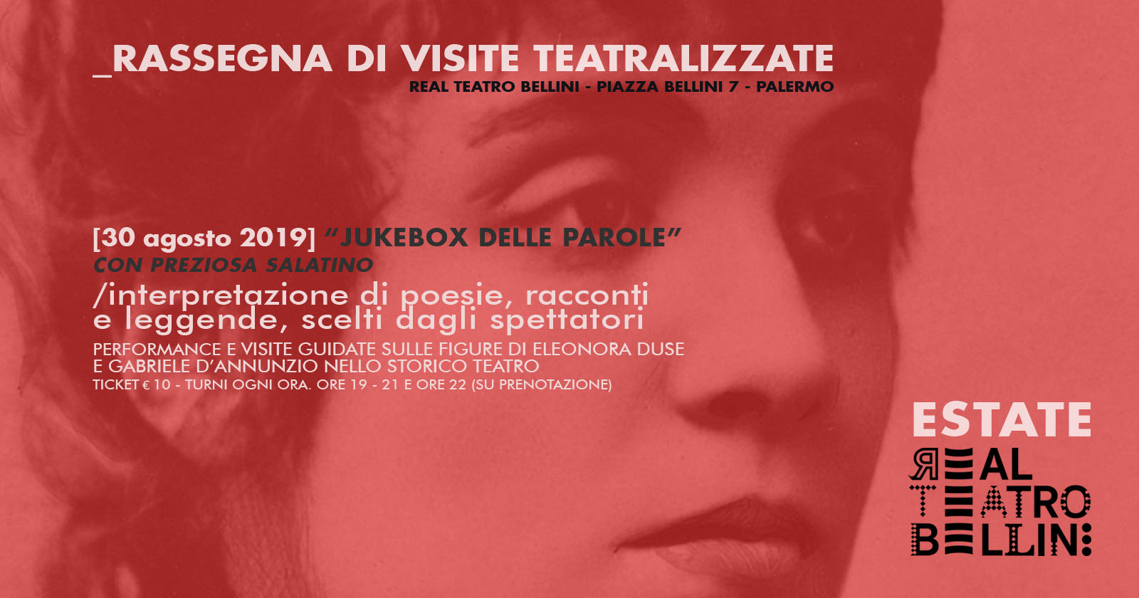 Estate al teatro Bellini