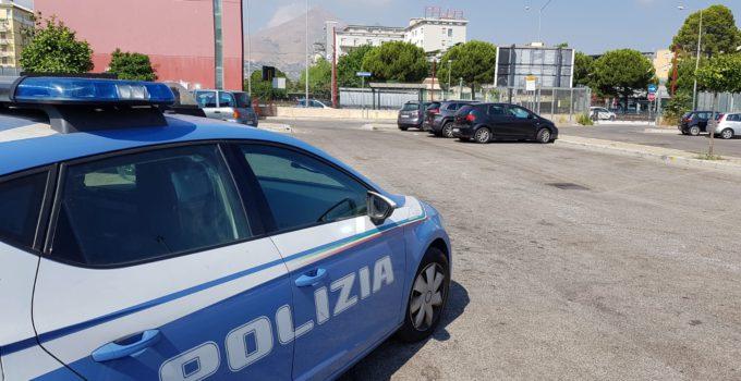 parcheggiatore abusivo arrestato