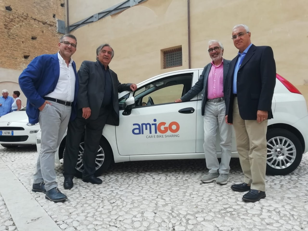 Car sharing Amat