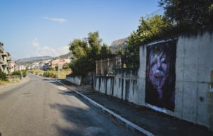 Palermo Pride, il volto di Massimo Milani diventa un murales