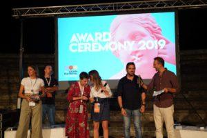 Lucania Film Festival, premio della giuria internazionale per Morina