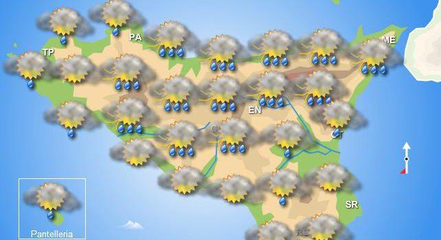 Meteo giovedì 29 agosto Sicilia