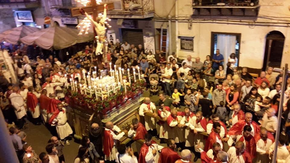 Festa del Crocifisso di Belmonte Mezzagno