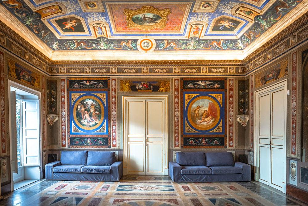 Palazzo Cloos Zingone Trabia