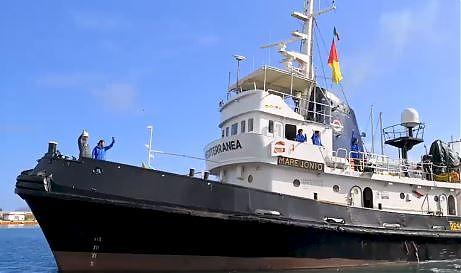 Nuovo sbarco migranti a Lampedusa