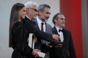 """Mostra del Cinema di Venezia, Leone D'Oro a """"Joker"""""""