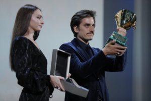 """Venezia, Marinelli: """"Dedico il premio a chi salva le vite in mare"""""""