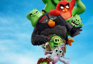 """Arriva al cinema """"Angry Birds 2"""" con voci Maccio Capatonda e Cattelan"""