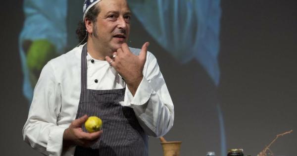 Chef Carmelo Chiaramonte