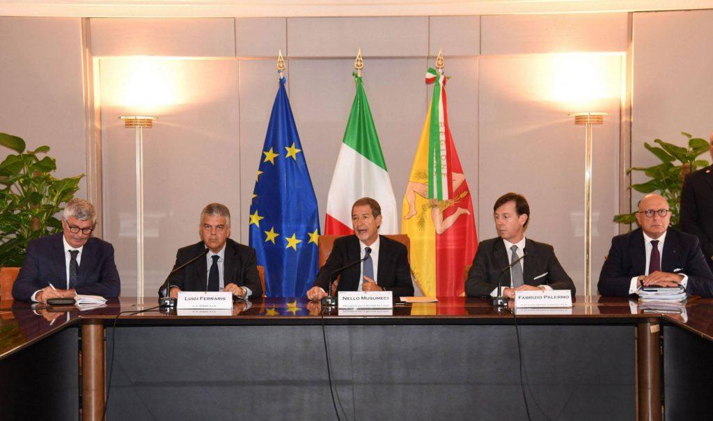 Sicurezza sistema elettrico Sicilia