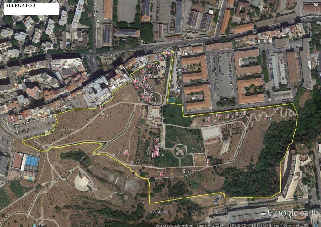 Parco Cassarà Palermo