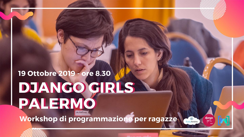 Django Girls Palermo, lo sviluppo web per sole donne arriva in città