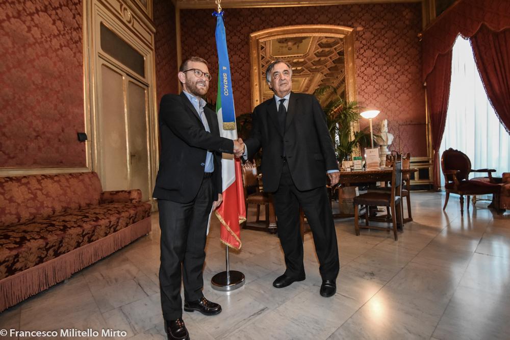 Ministri Provenzano e De Micheli