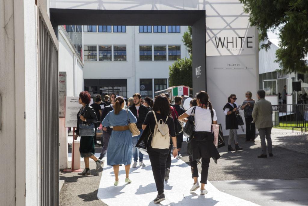 Moda siciliana al White Show Milano
