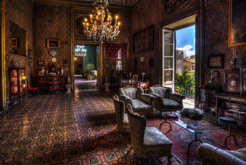 Visite serali Palazzo Conte Federico