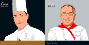 Chef Sensale porta la Sicilia alla cena degli Ambasciatori del Gusto