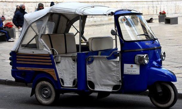 Motocarrozze a Palermo