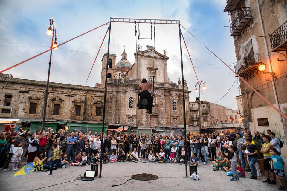 Ballarò Buskers Festival 2019