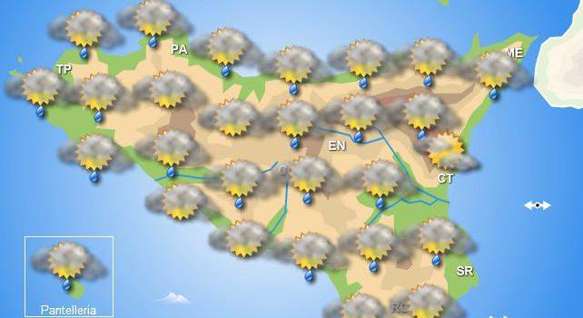 Meteo mercoledì 4 settembre Sicilia
