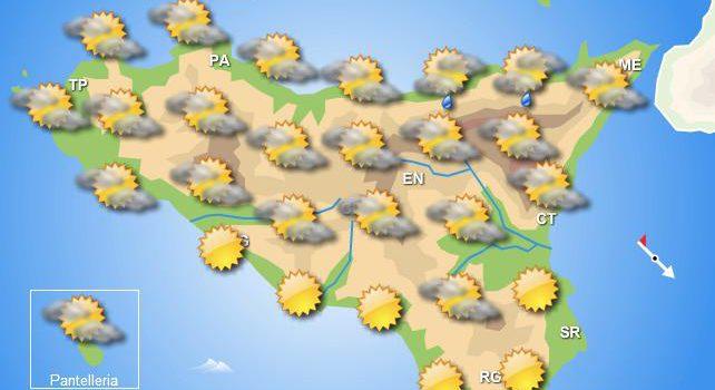 Meteo venerdì 6 settembre Sicilia