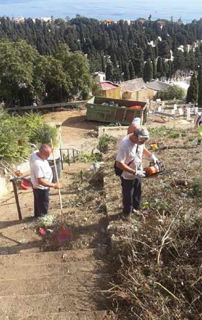 Cimitero dei Rotoli