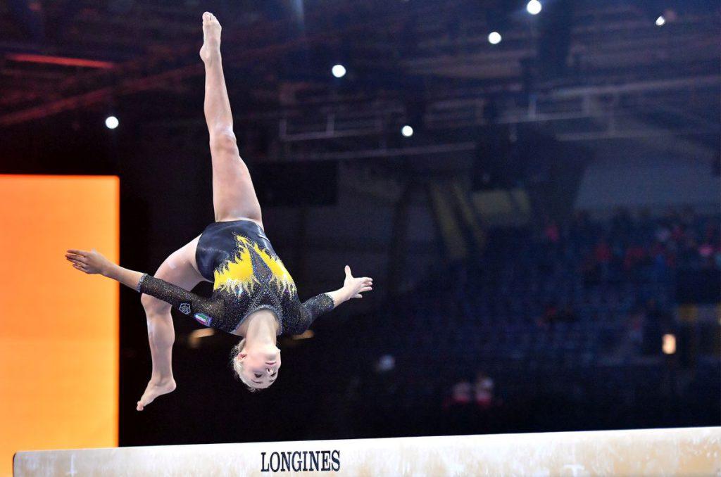 Mondiali ginnastica artistica