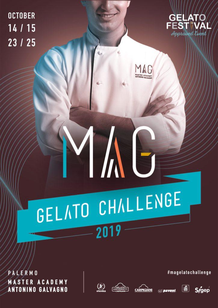 Mag Gelato Challenge