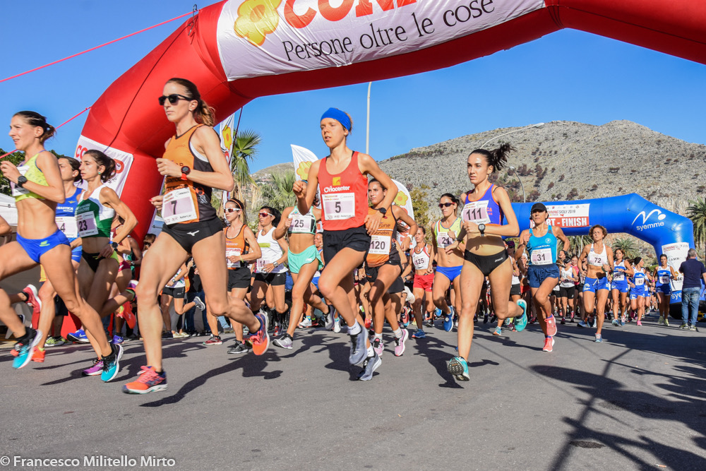 Mezza maratona Palermo