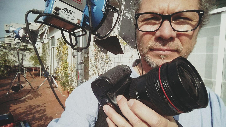 Il fotoreporter catanese