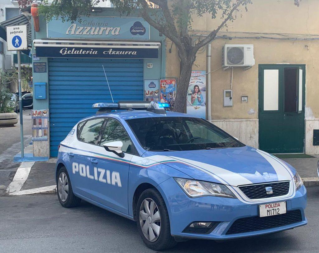 Rapina a mano armata a Palermo