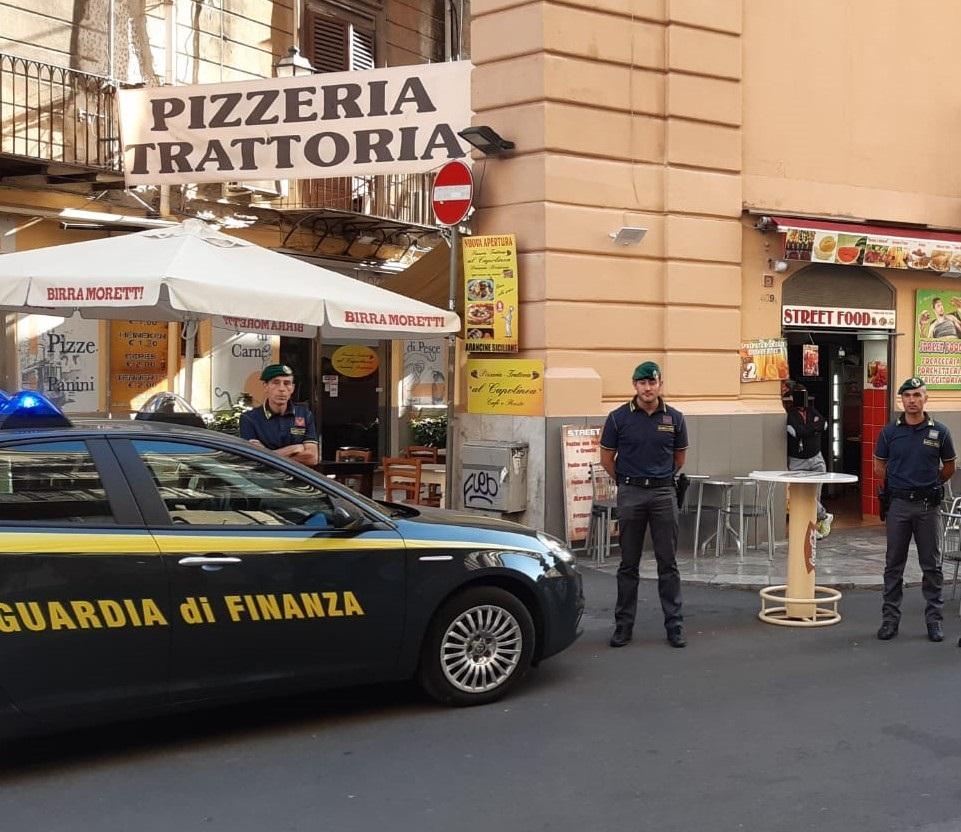 Sequestro beni a Palermo