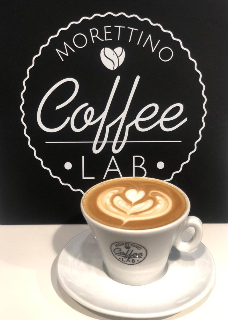 Le novità del Morettino Coffee Lab