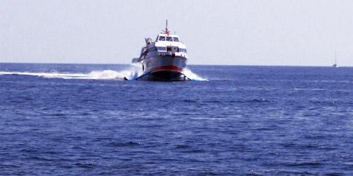 Nuove navi e aliscafi