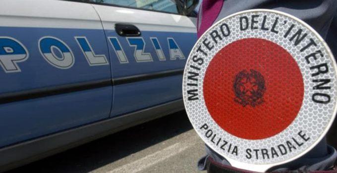 Rifiuta il controllo della polizia
