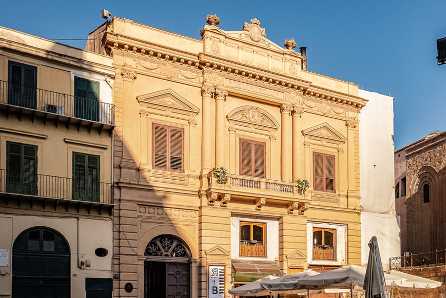Teatro Bellini Palermo